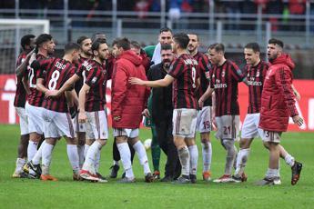 Milan ko, favola Benevento a San Siro