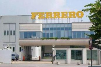Ferrero: Orgogliosi primo posto classifica Reputation