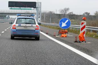Scontro in autostrada: 3 morti