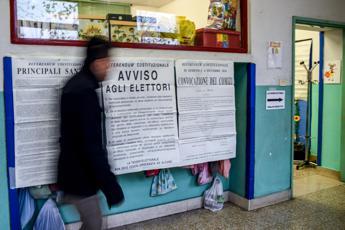 Si vota in Fvg: alle 19 affluenza al 38%