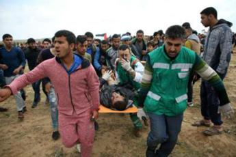 Massacro a Gaza
