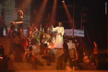 Il Jesus Christ Superstar di Piparo parte per l'Europa