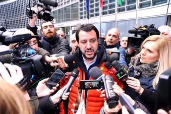 Salvini apre al reddito di cittadinanza