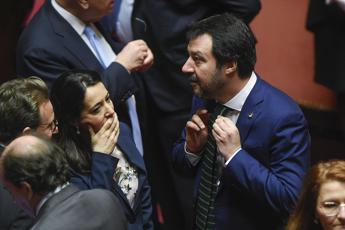 Salvini: Alla Camera appoggio a M5S
