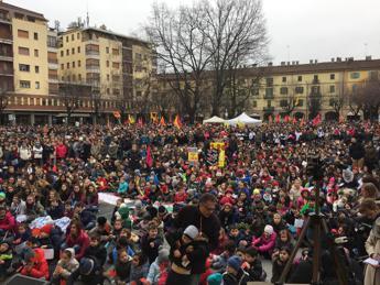 Saluzzo, migliaia in corteo contro le mafie