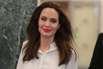 Angelina innamorata