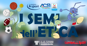 'I semi dell'etica', come educare con lo sport