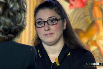 Sabrina Misseri scoppia a piangere in tv