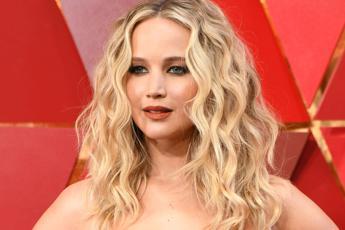 Jennifer Lawrence: Non faccio sesso, ho paura