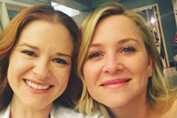 April e Arizona dicono addio a Grey's Anatomy