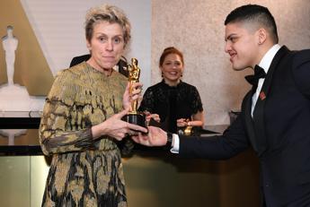 Rubata statuetta dell'Oscar