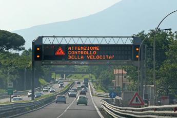 Tutor vanno rimossi, Autostrade: Li sostituiamo