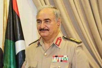 Haftar 'won't attend Palermo conference'