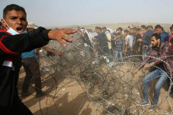 Italy 'regrets' deadly clashes in Gaza Strip