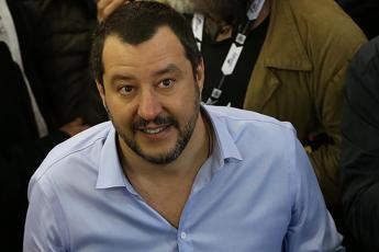Salvini: Se vinco regionali, governo in 15 giorni
