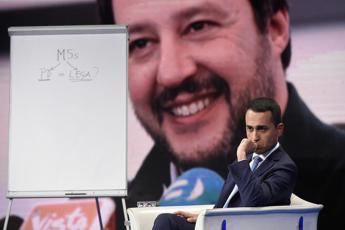Di Maio a Salvini: Chiediamo il voto a giugno