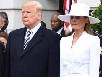 E' il compleanno di Melania, Donald non le regala nulla