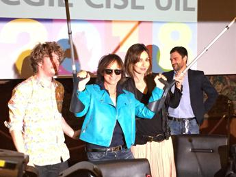 Gianna Nannini: Meglio la musica della politica