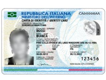 Carta identità elettronica per tutti entro 2 anni