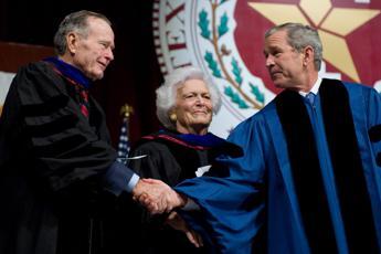 Morta l'ex first lady Barbara Bush
