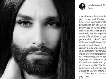 Sono positiva all'Hiv, Conchita Wurst si confessa