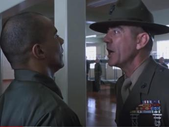 Morto Lee Ermey, il sergente Hartman di Full Metal Jacket