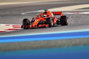 Gp Bahrain, la griglia di partenza