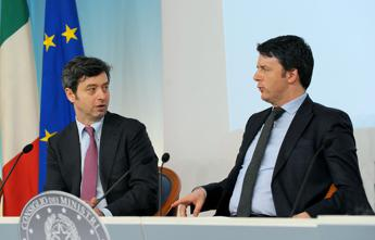 Orlando contro Renzi: Lasci lavorare Martina