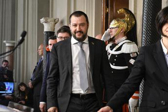 Salvini: Unico governo possibile è con i Cinquestelle