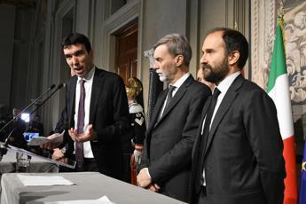Pd al Colle: No a ipotesi di governo /Live