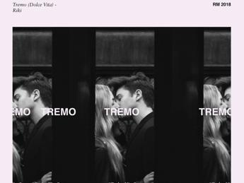 Riki nel video di 'Tremo'