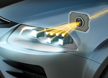 Continental e Osram per sistemi luce automotive