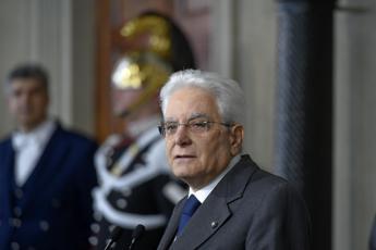 Mattarella firma dl Sicurezza bis