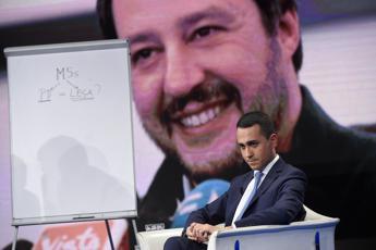 Salvini rassicura Di Maio