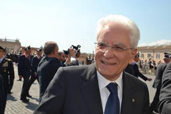 Mattarella cita Saragat: Frontiere non siano diaframmi