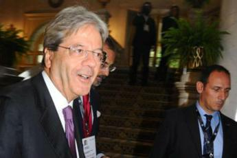 Conte thanks Gentiloni for service to Italy