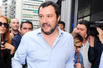 Salvini: Non andremo in piazza