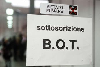 Asta Bot, rendimento vola