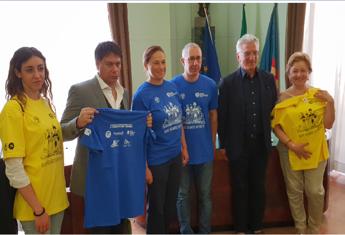 Salerno accoglie il presidente Cmas e il primo ciak per il film 'Deep'