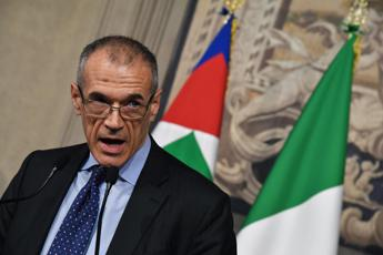 Cottarelli vows to do 'utmost' to form govt