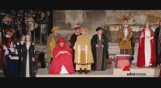 Nepi torna al Medioevo, si inizia a tavola col 'Desco dei Borgia'