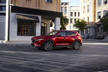 Mazda anticipa Ue, gamma rispetta già nuove norme