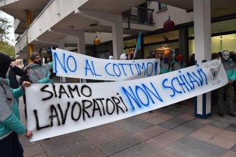 Milano, stop consegne a domicilio per 24h