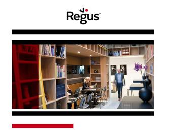 Regus, a Roma è sempre più smart working