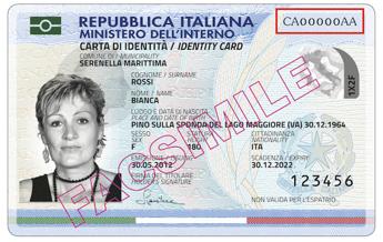 Carta identità elettronica, anomalia chip si verifica on line
