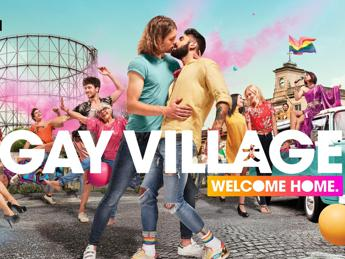 A Roma riapre il Gay Village