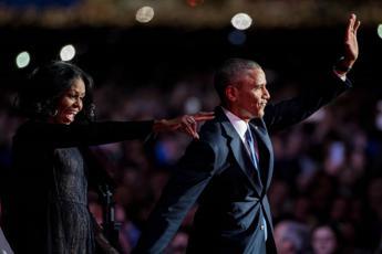 Barack e Michelle Obama produttori per Netflix