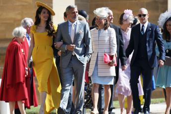 Da Beckham a Clooney, i vip al Royal Wedding