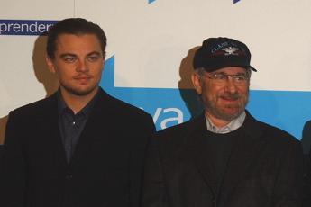 Spielberg e Di Caprio di nuovo insieme sul set