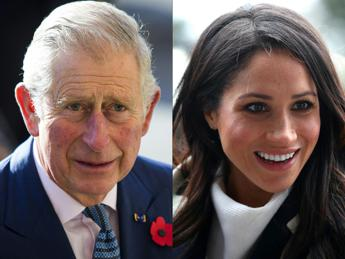 Sarà Carlo ad accompagnare Meghan Markle all'altare